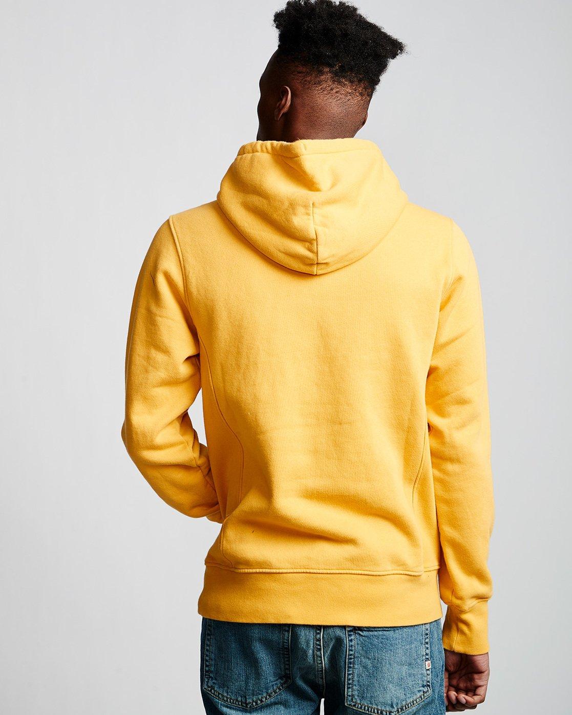 2 Neon - Sudadera con capucha para Hombre Amarillo Q1HOA4ELF9 Element