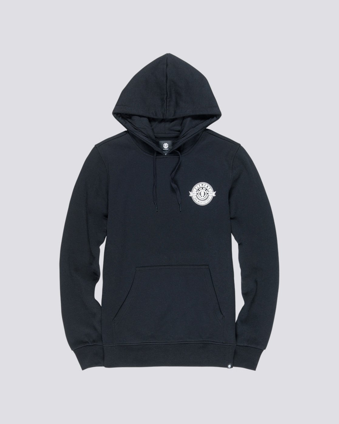 3 Medallian - Hoodie Black Q1HOA9ELF9 Element