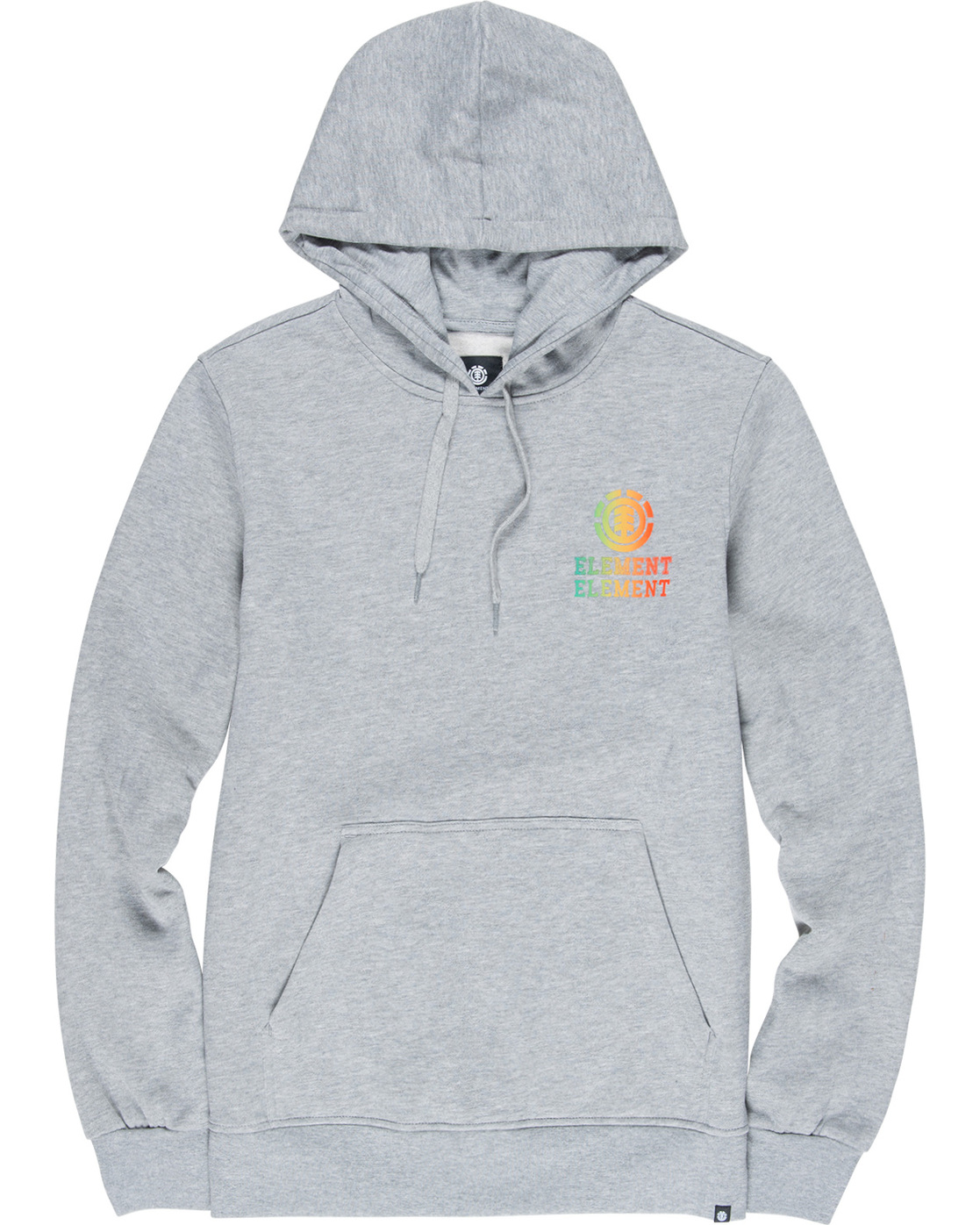 5 Drop - Pull à capuche pour Homme Gris Q1HOB1ELF9 Element