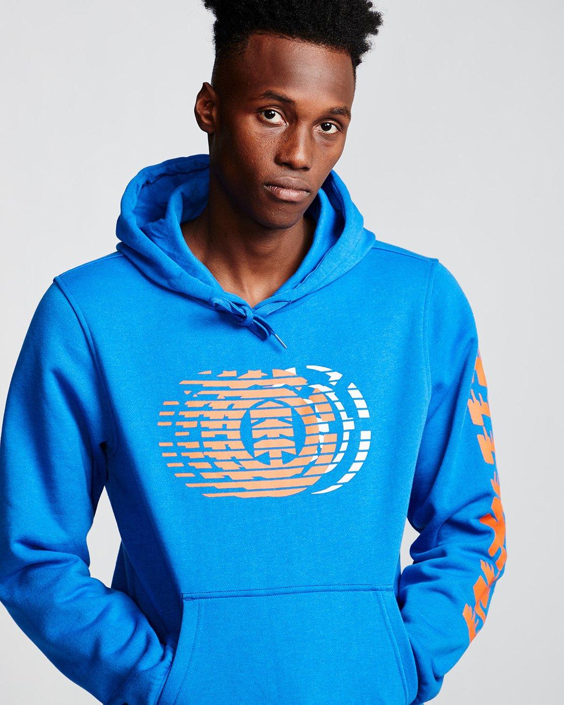 0 Victory - Hoodie Blue Q1HOB3ELF9 Element