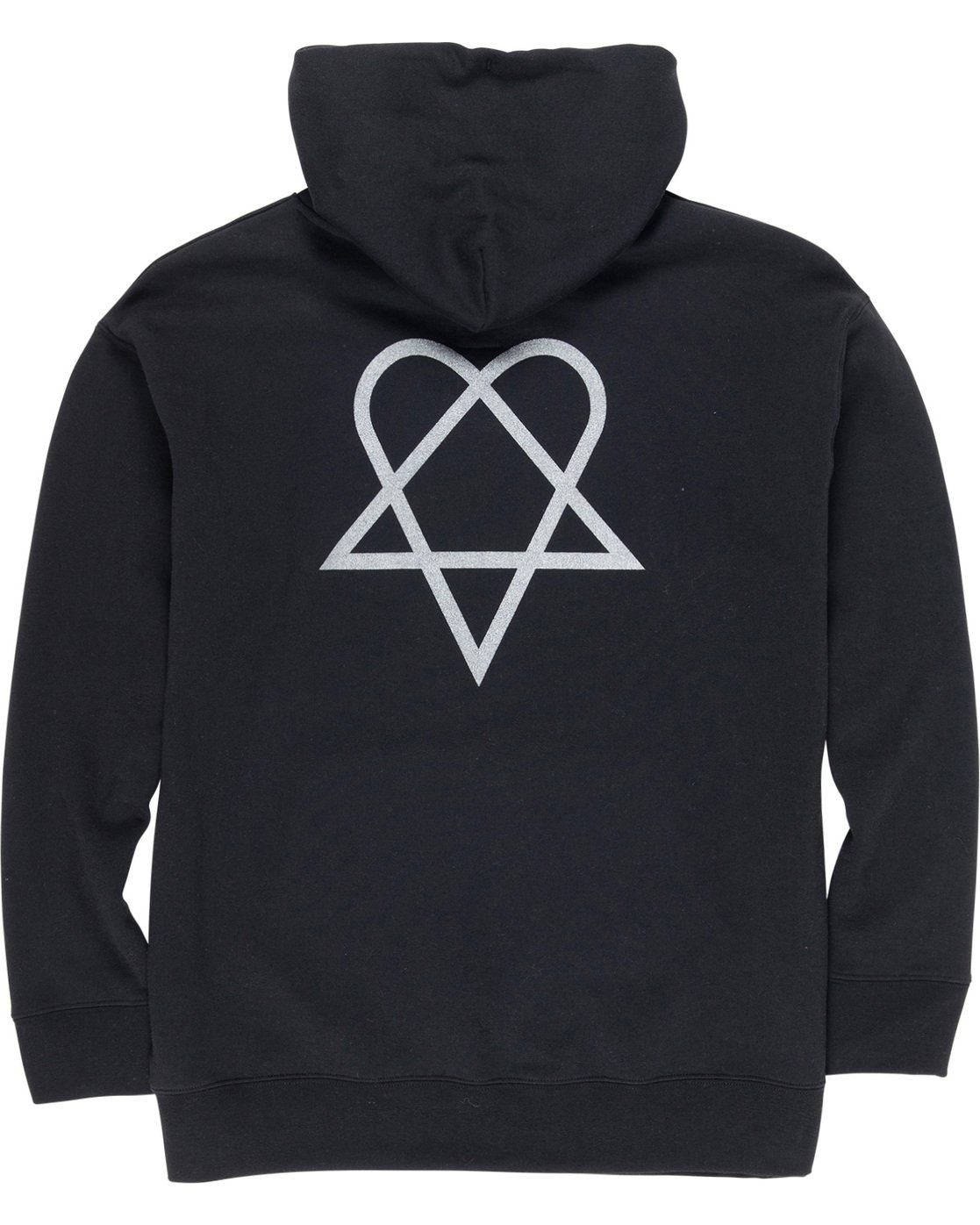 6 Bam - Hoodie Black Q1HOC4ELF9 Element