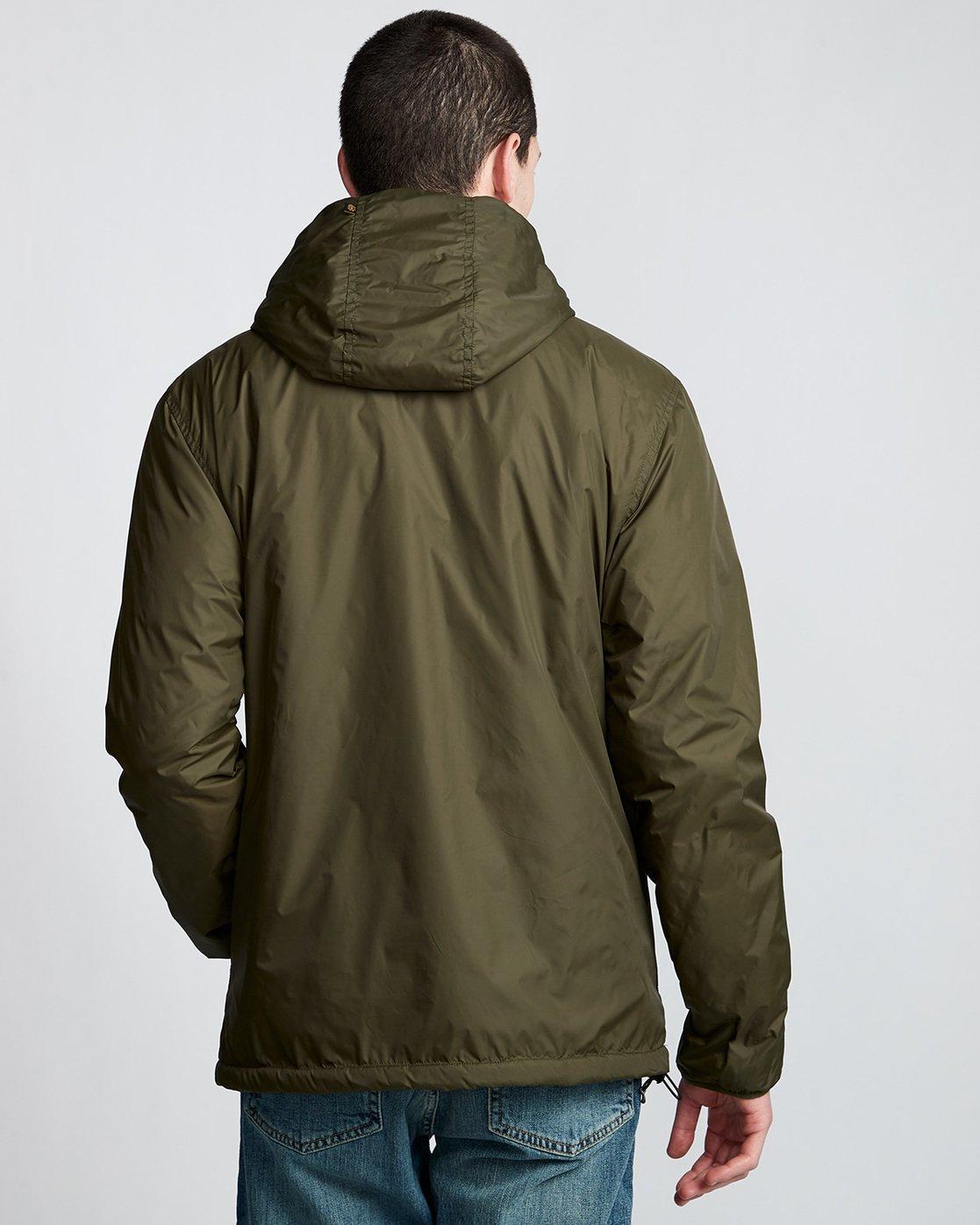 4 Elkins Alder Sherpa - Jacket Green Q1JKC5ELF9 Element