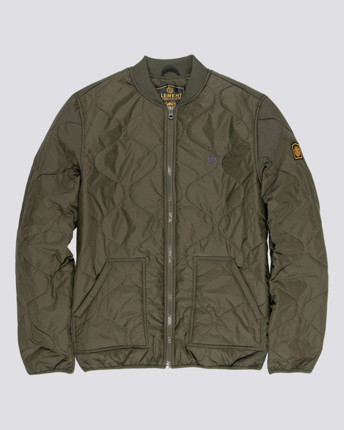 5 Northwoods - Jacket Green Q1JKC8ELF9 Element