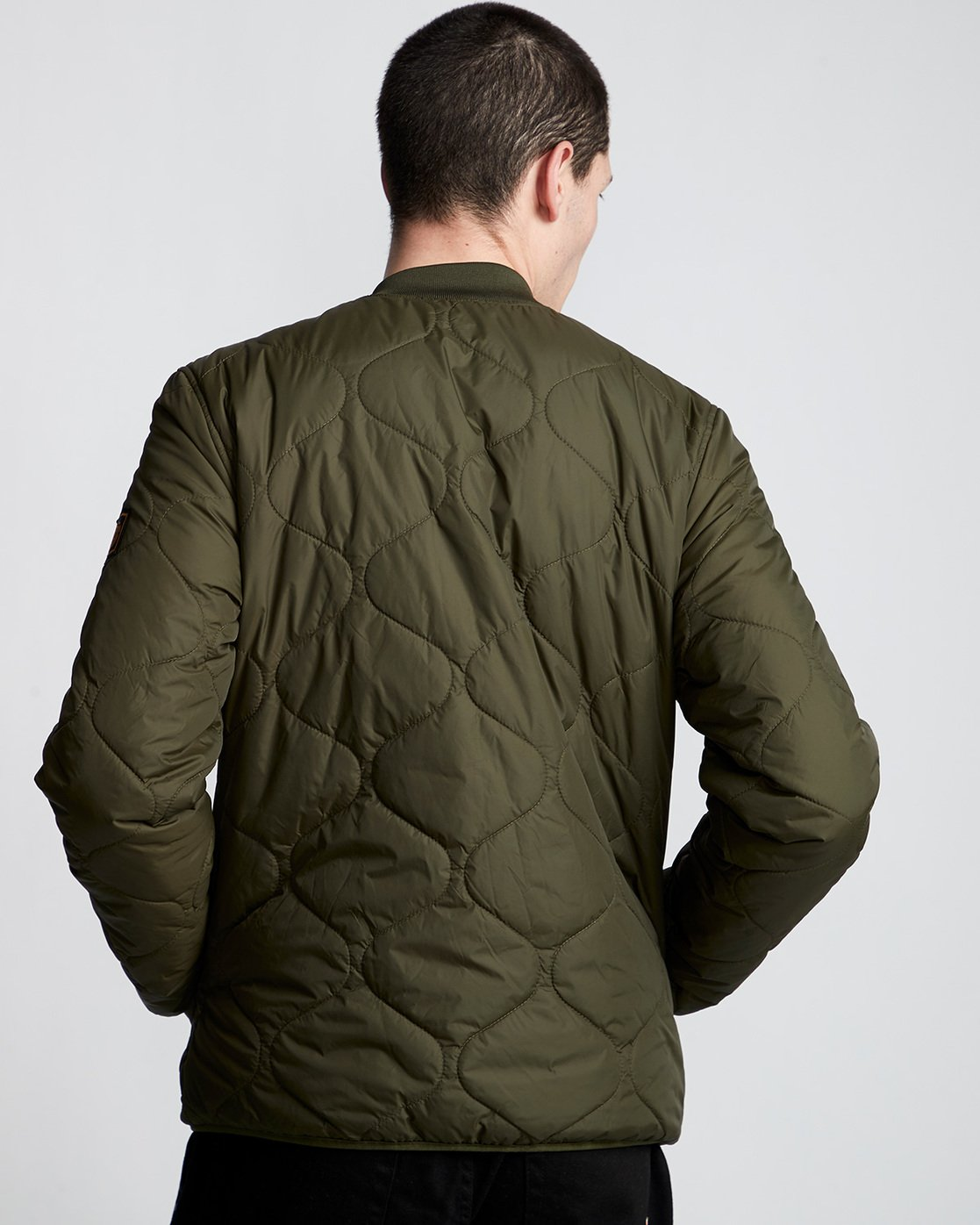 4 Northwoods - Jacket Green Q1JKC8ELF9 Element