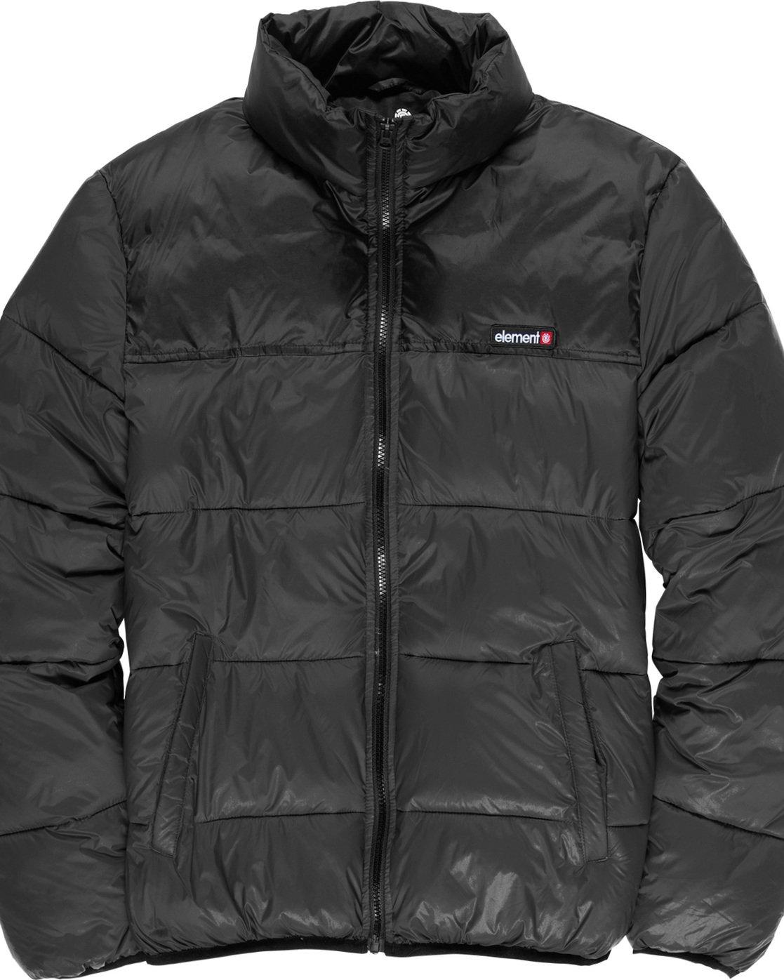 1 Primo Arctic - Jacket Black Q1JKD4ELF9 Element