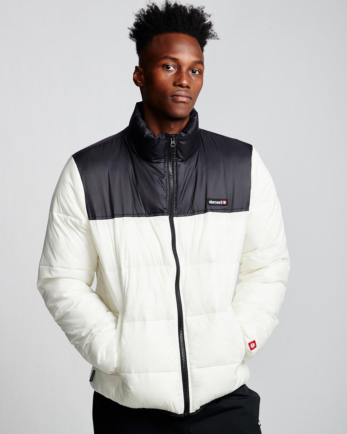 1 Primo Arctic - Jacket White Q1JKD4ELF9 Element