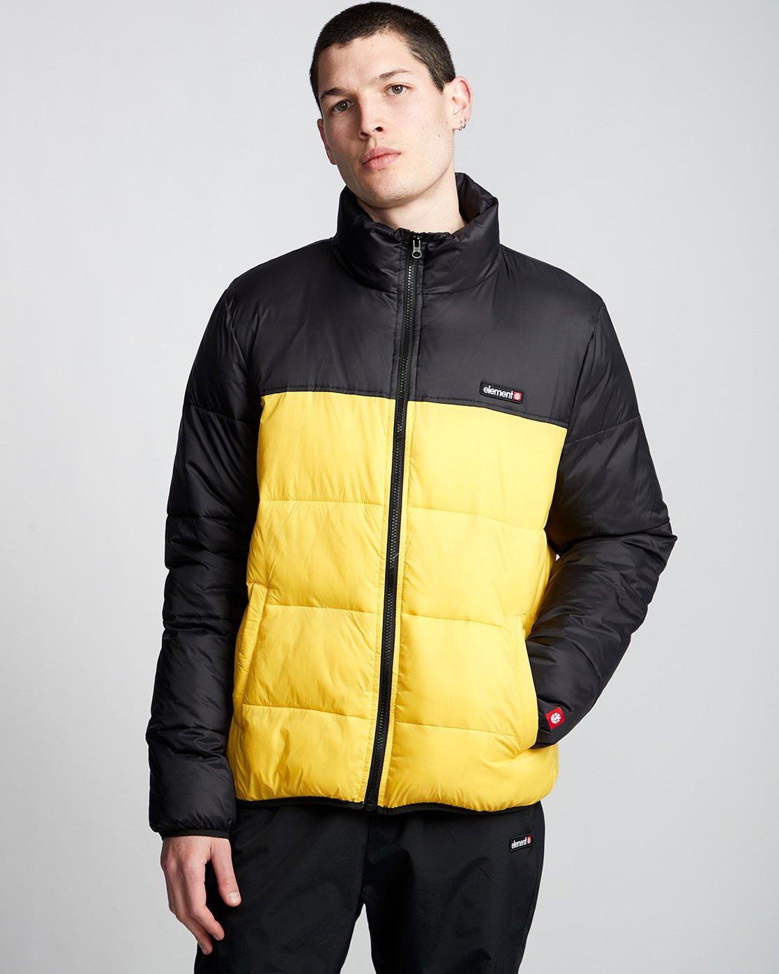 0 Primo Arctic - Jacket Yellow Q1JKD4ELF9 Element