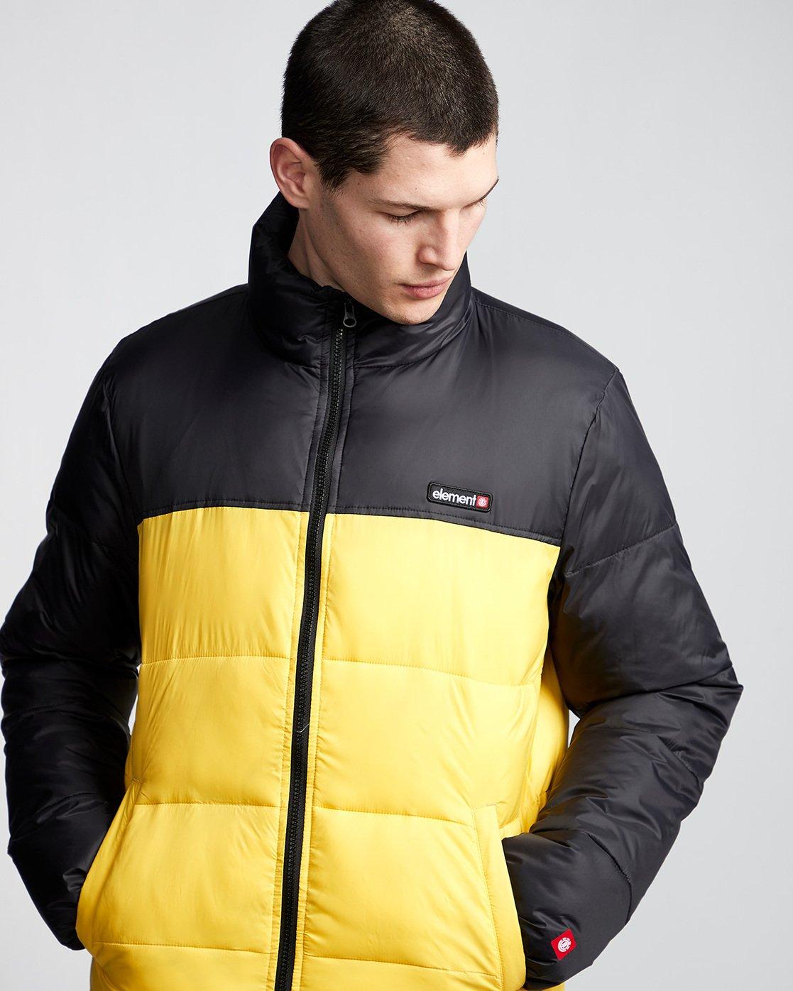 1 Primo Arctic - Jacket Yellow Q1JKD4ELF9 Element