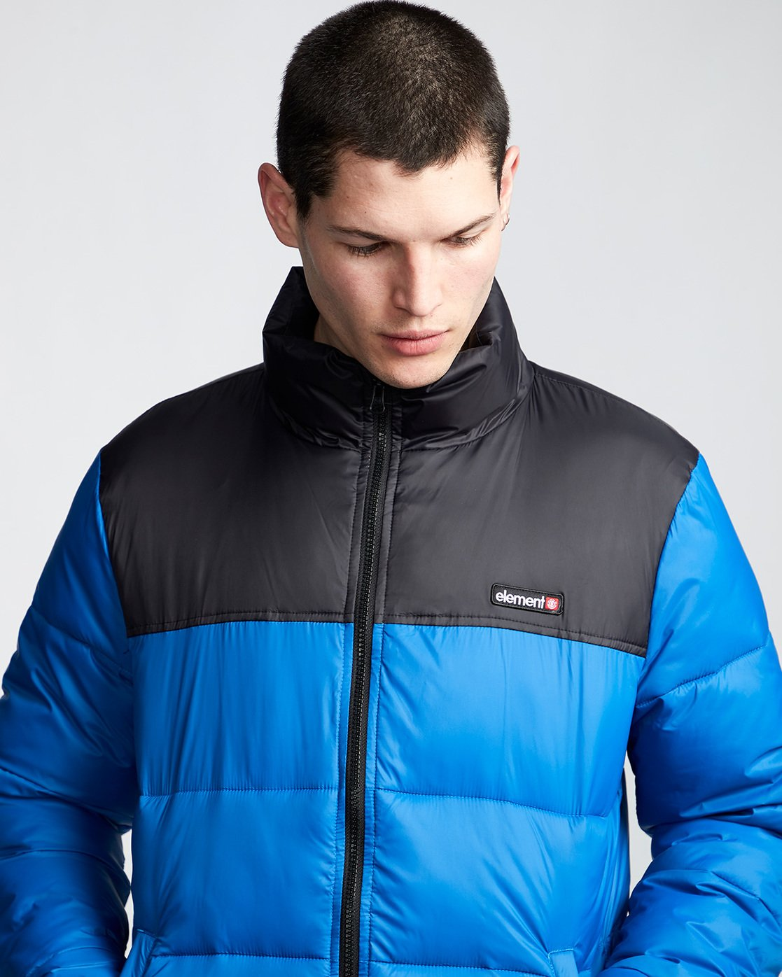 1 Primo Arctic - Jacket Blue Q1JKD4ELF9 Element