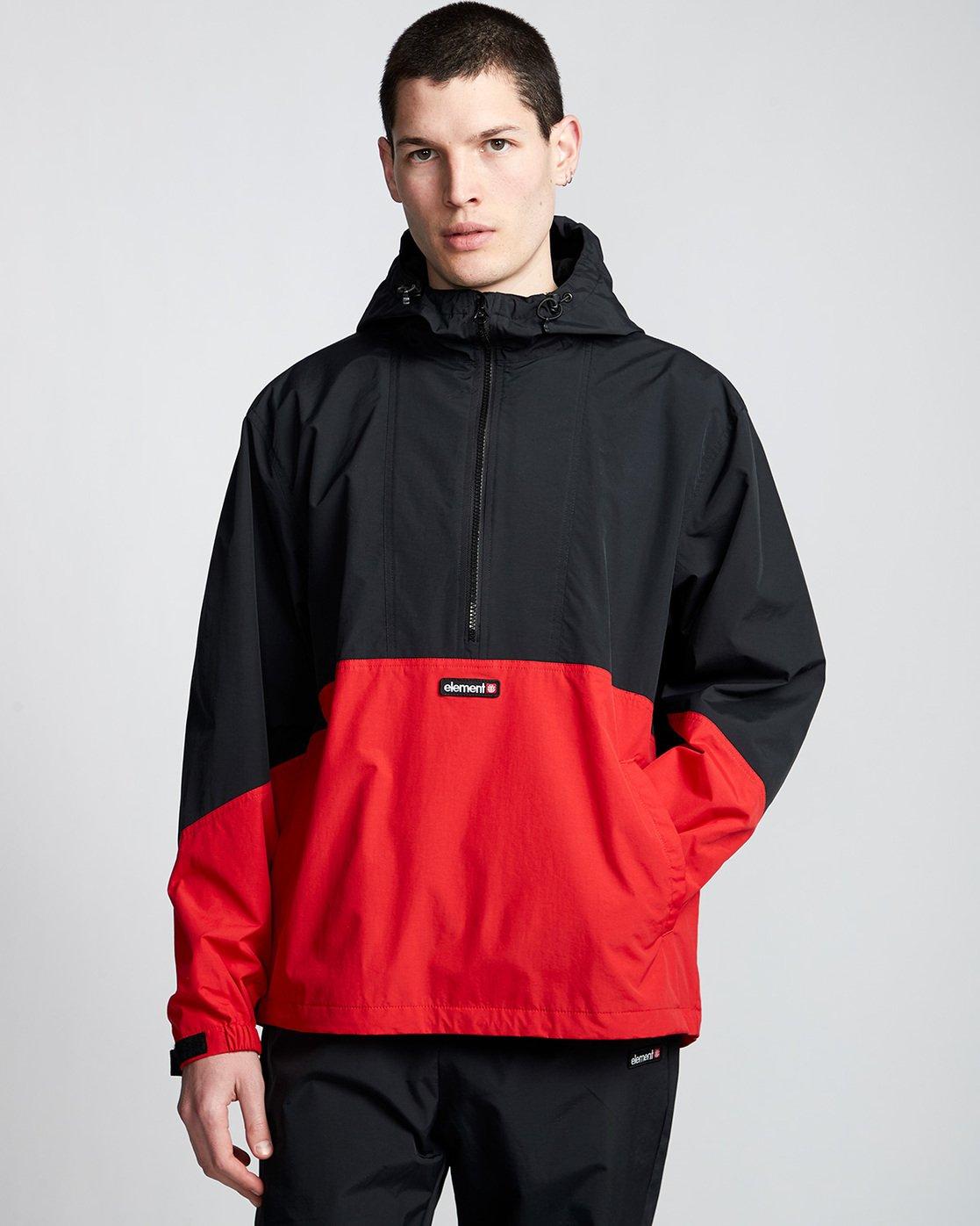 0 Primo Pop - Jacket Black Q1JKD8ELF9 Element