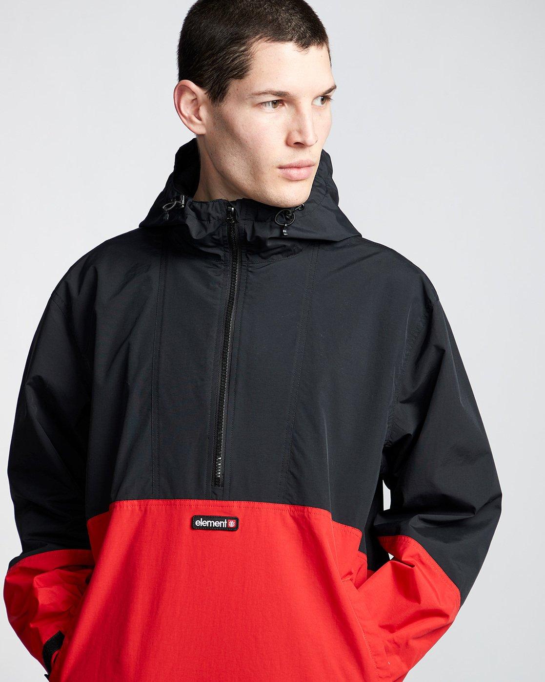 1 Primo Pop - Jacket Black Q1JKD8ELF9 Element