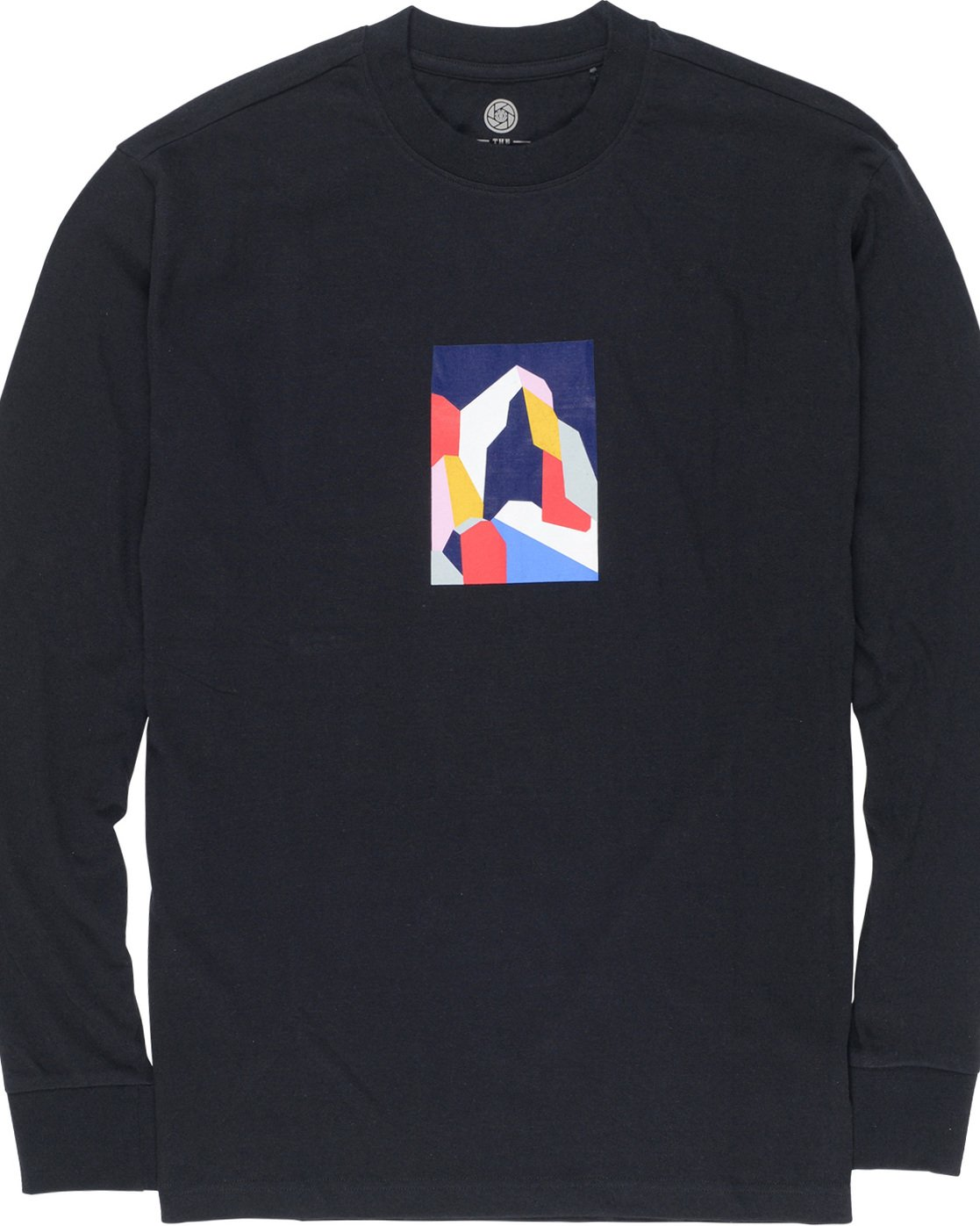 5 SD - Long Sleeve T-Shirt Black Q1LSA2ELF9 Element