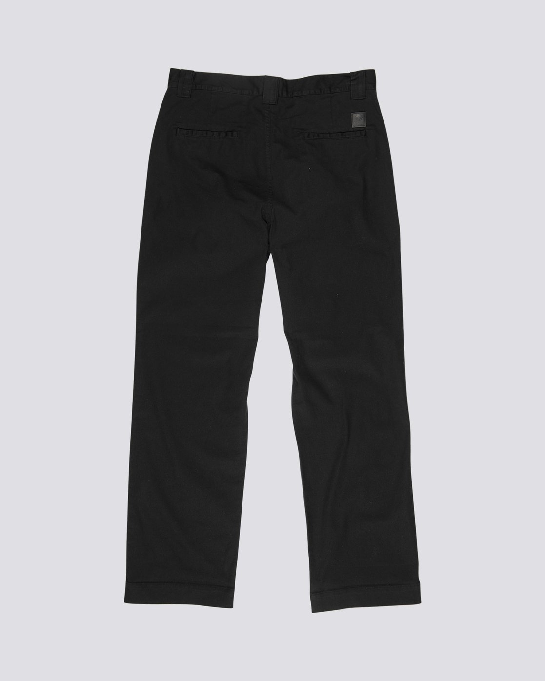 1 Big Chino - Wide Leg Trousers for Men Black Q1PTA5ELF9 Element