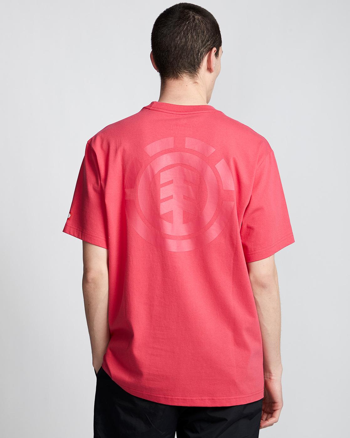 2 Primo Icon - T-Shirt für Männer Rosa Q1SSA1ELF9 Element