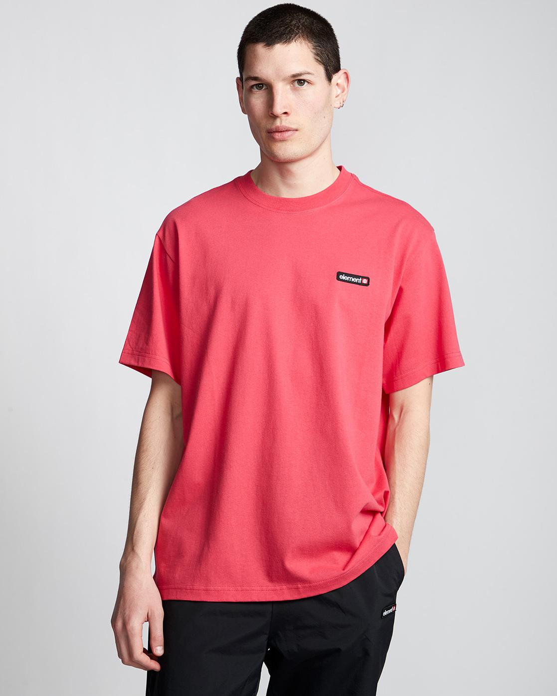 0 Primo Icon - T-Shirt für Männer Rosa Q1SSA1ELF9 Element