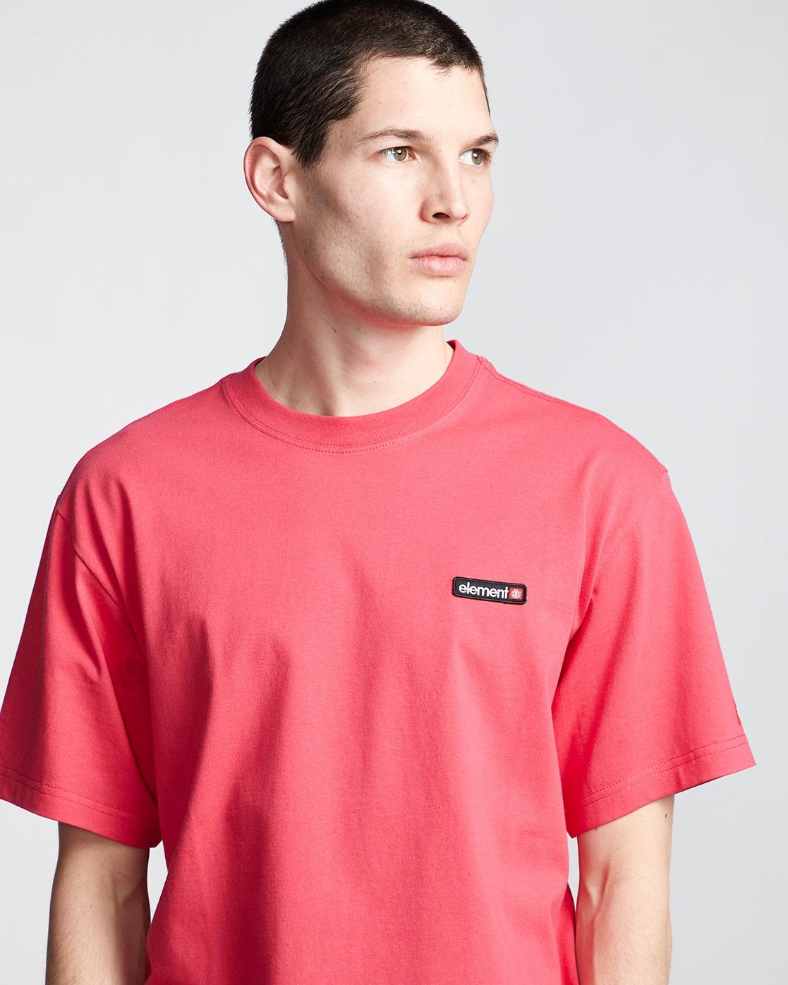 1 Primo Icon - T-Shirt für Männer Rosa Q1SSA1ELF9 Element