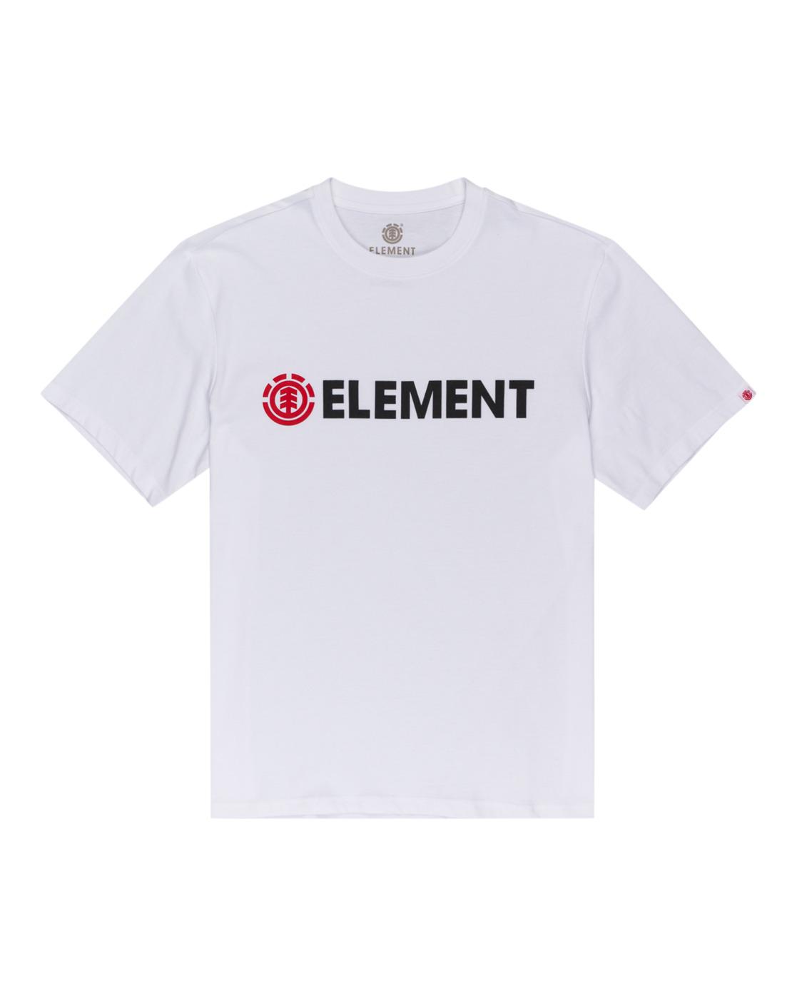 1 Blazin - T-Shirt White Q1SSA6ELF9 Element