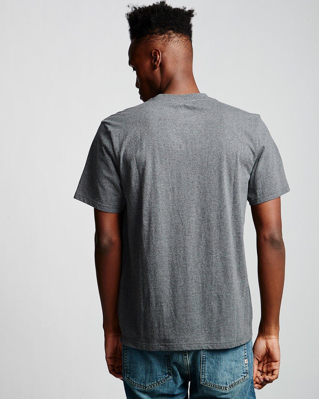 2 Blazin Chest - T-Shirt Grey Q1SSA7ELF9 Element