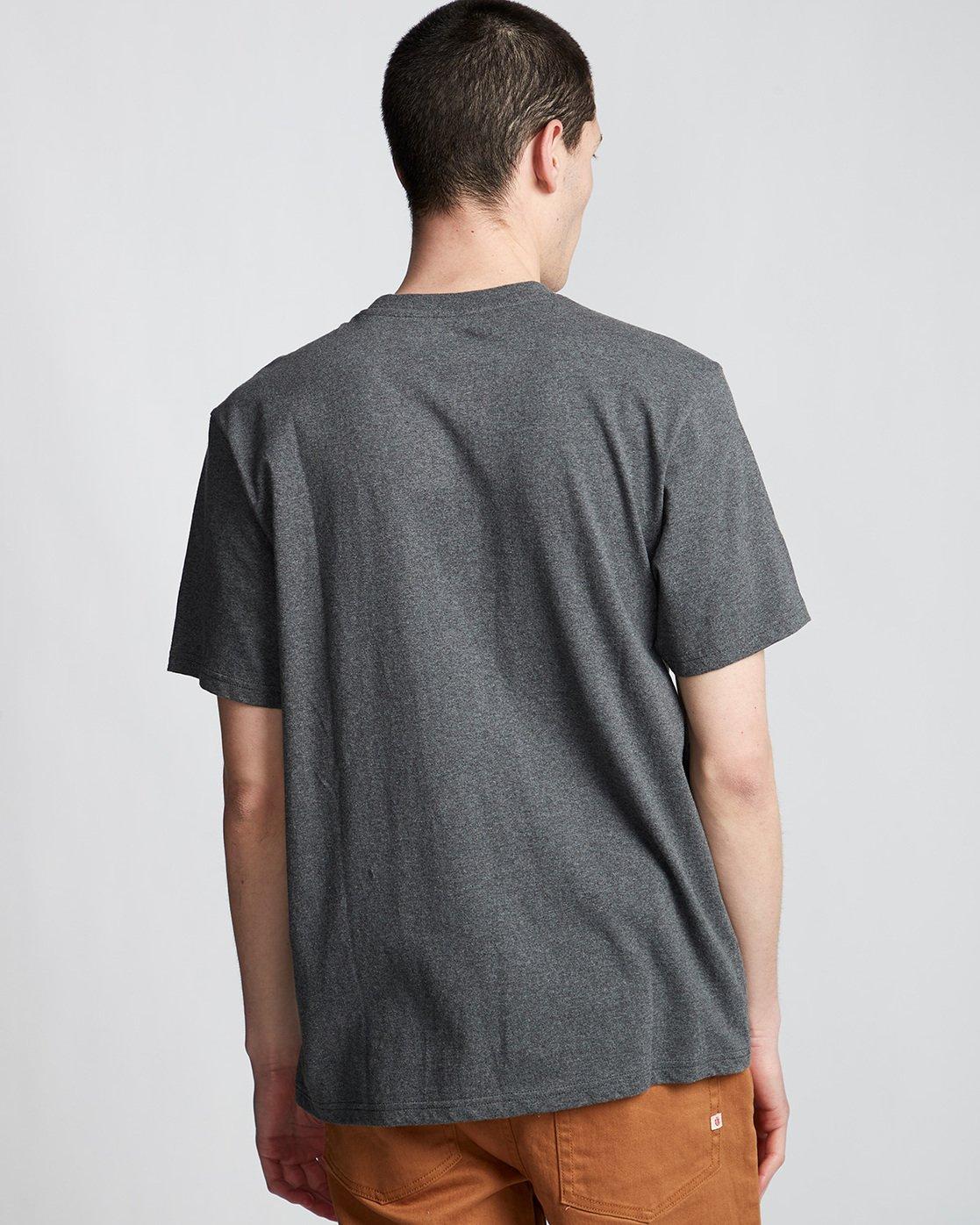 2 Seal - T-Shirt Grey Q1SSA8ELF9 Element