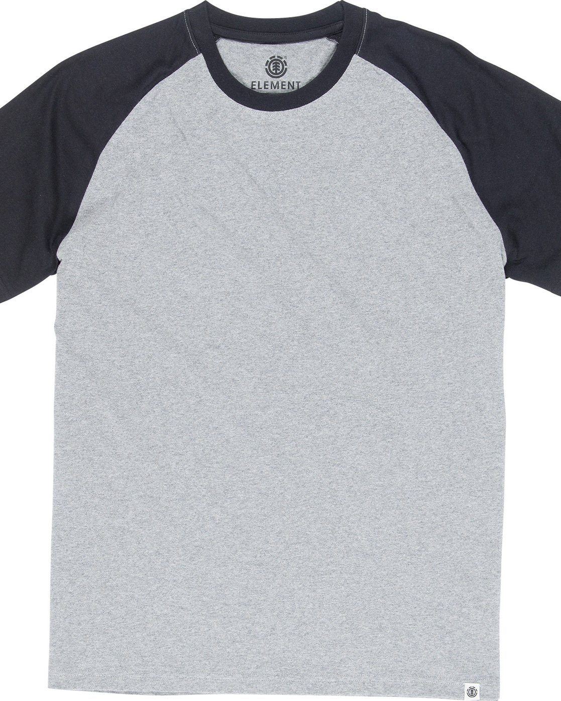 4 Basic Raglan - T-Shirt Grey Q1SSC3ELF9 Element
