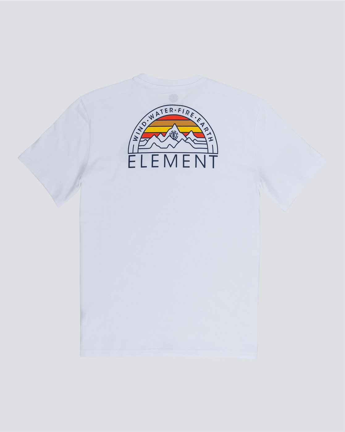 4 Odyssey - Maglietta da Uomo White Q1SSC8ELF9 Element