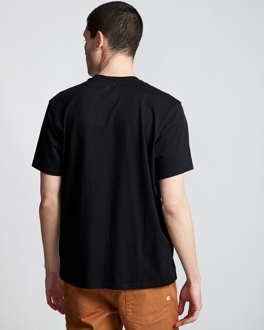 2 Twilight - T-Shirt Black Q1SSD9ELF9 Element