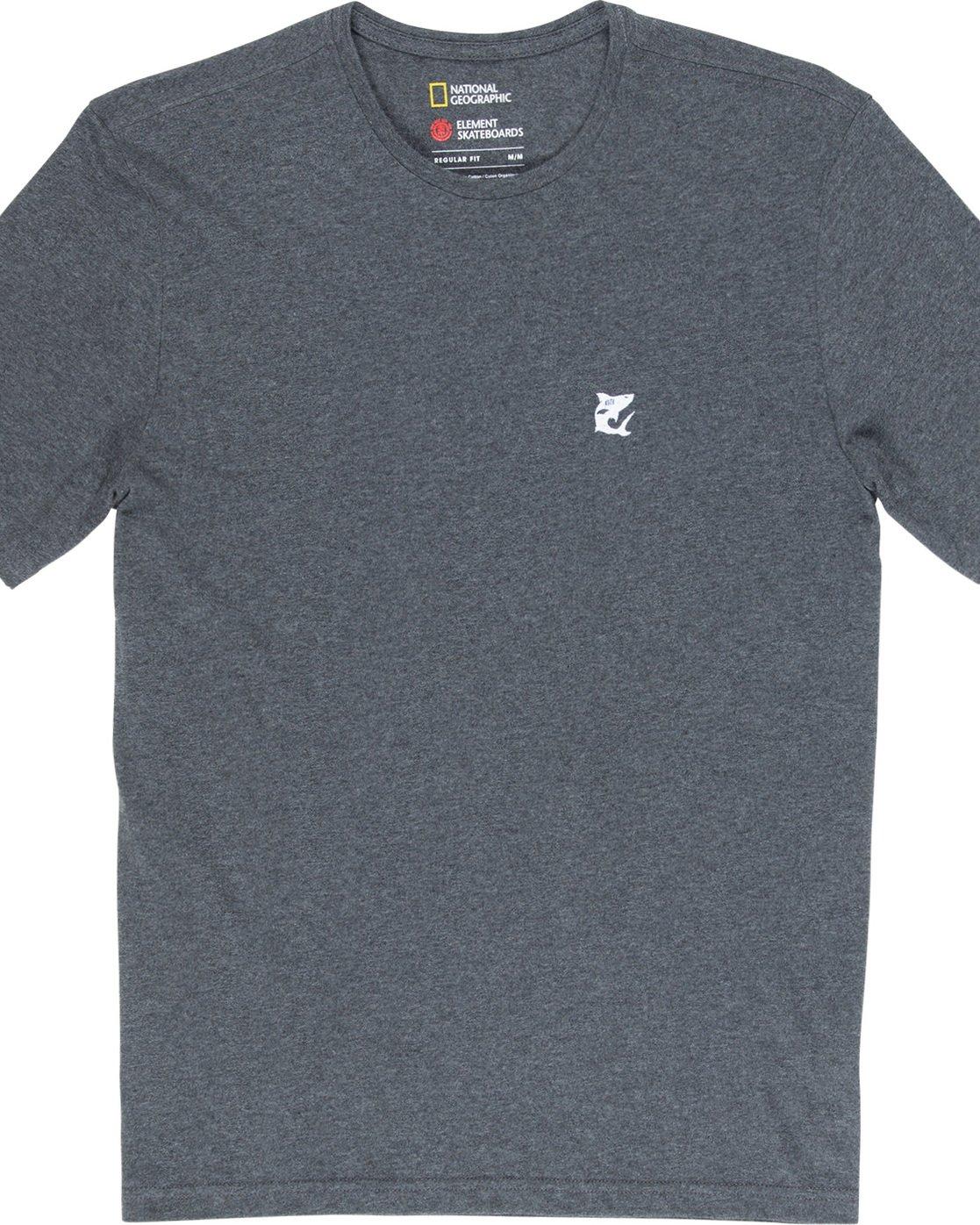 5 Current - T-Shirt  Q1SSF6ELF9 Element