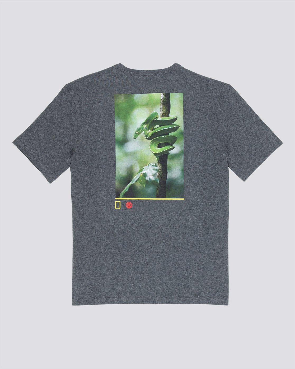 4 Serpent - T-Shirt  Q1SSF7ELF9 Element