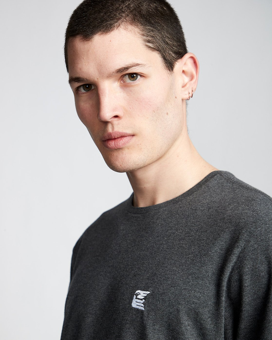 1 Soar - T-Shirt Grey Q1SSF9ELF9 Element