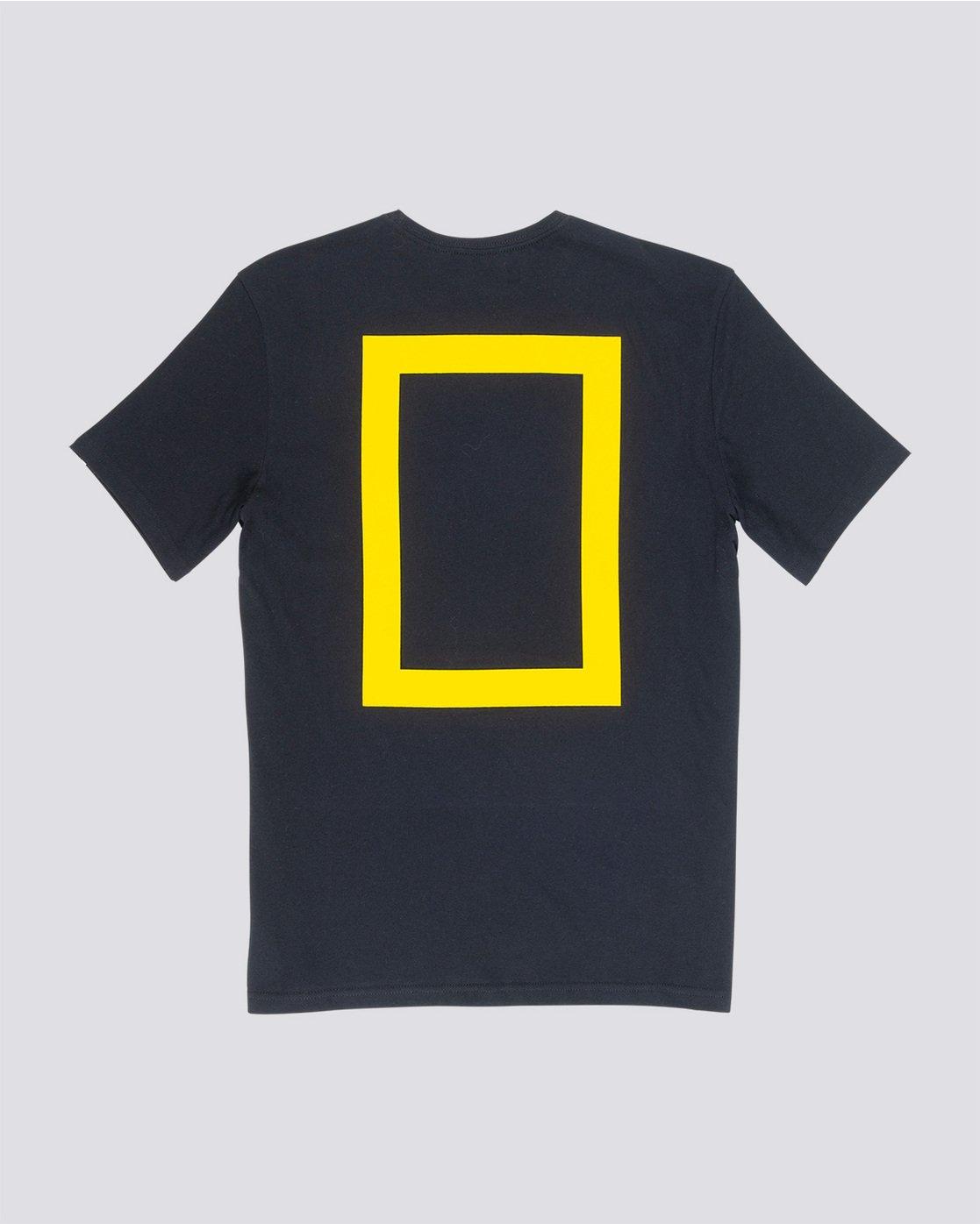 4 Unison - T-Shirt Black Q1SSG1ELF9 Element