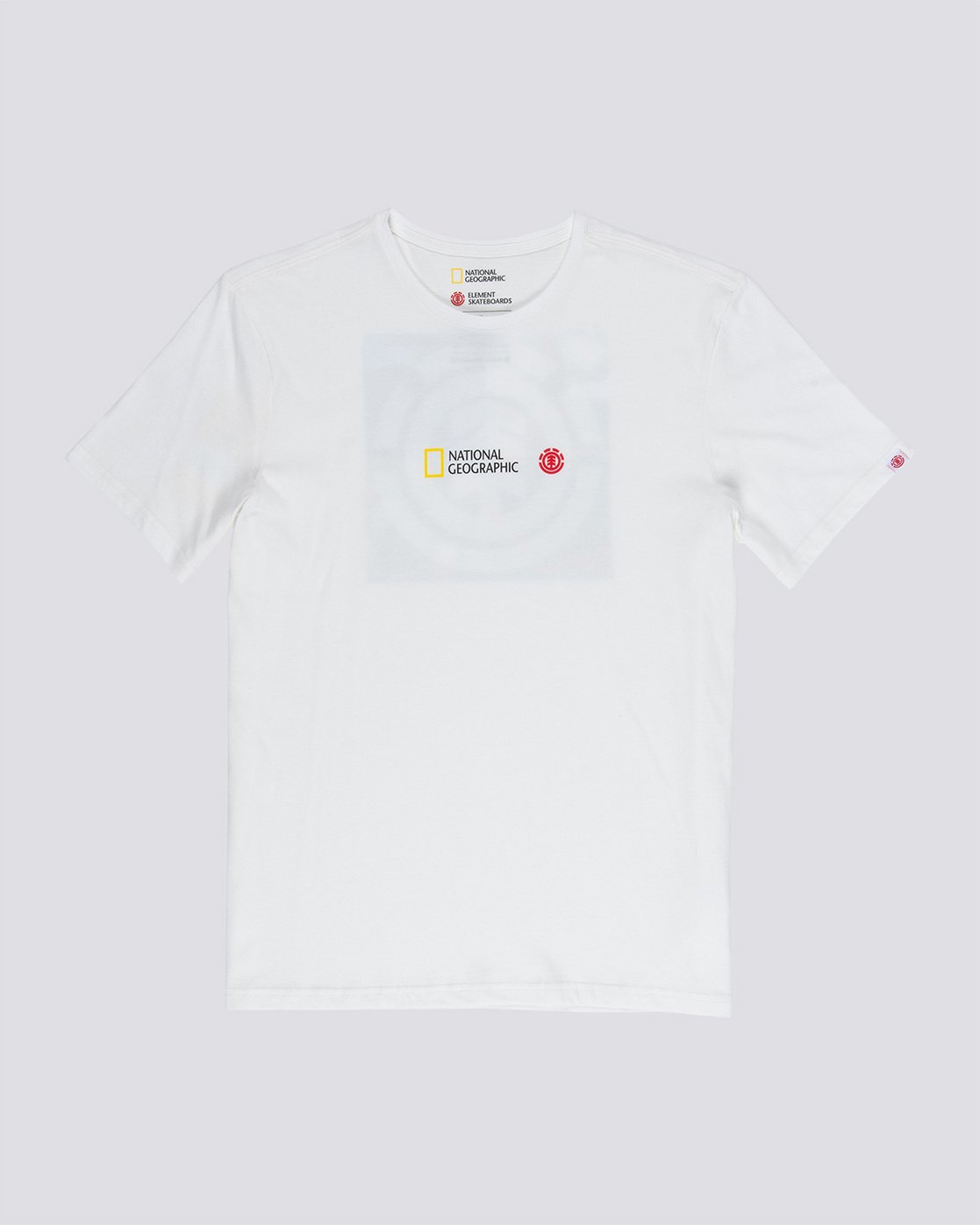 3 Quadrant Seasons - T-Shirt White Q1SSG3ELF9 Element