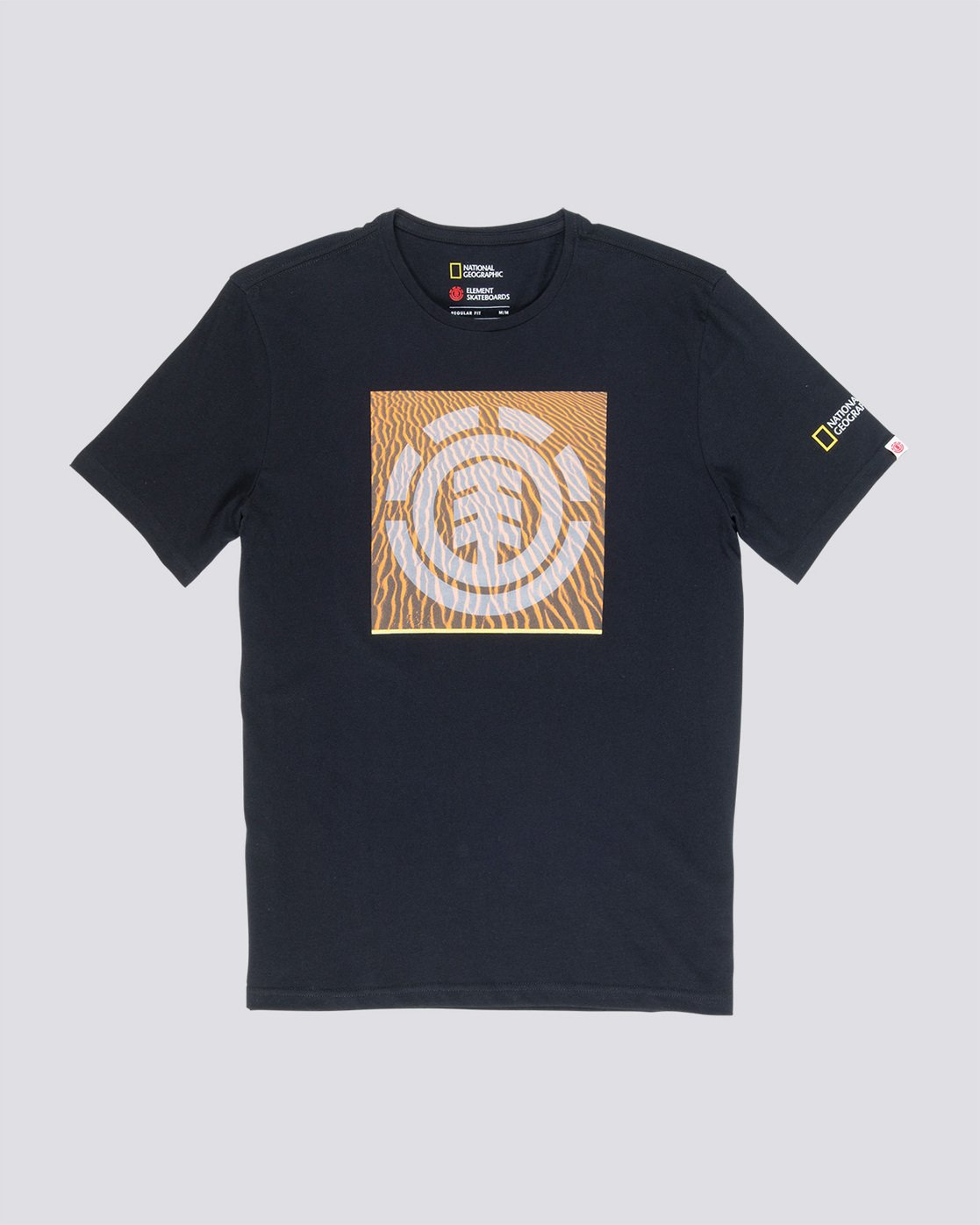 3 Dunes Icon - T-Shirt Black Q1SSG4ELF9 Element