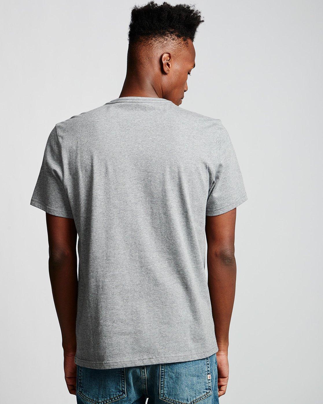 2 Howl - T-Shirt für Männer Grau Q1SSH5ELF9 Element