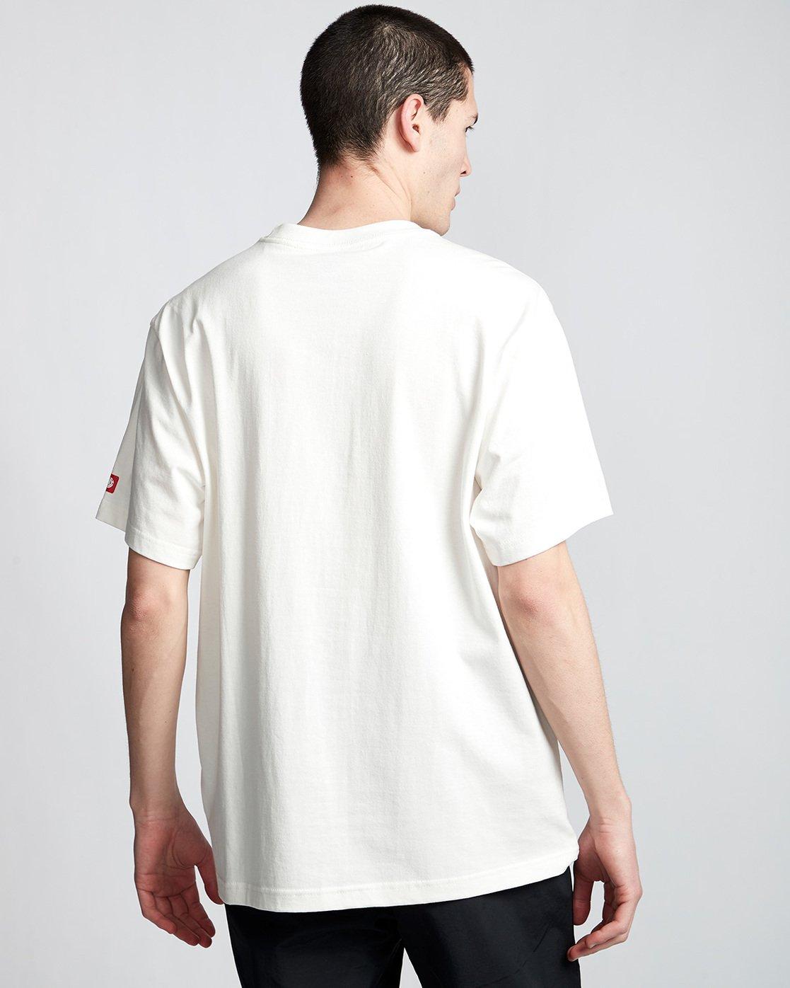 2 Primo Flag - T-Shirt White Q1SSI2ELF9 Element