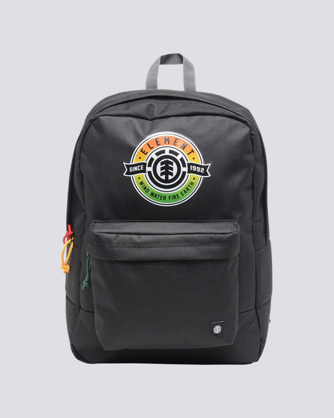 0 Topical Boy Bpk - Backpack for Boys Noir Q2BPA1ELF9 Element