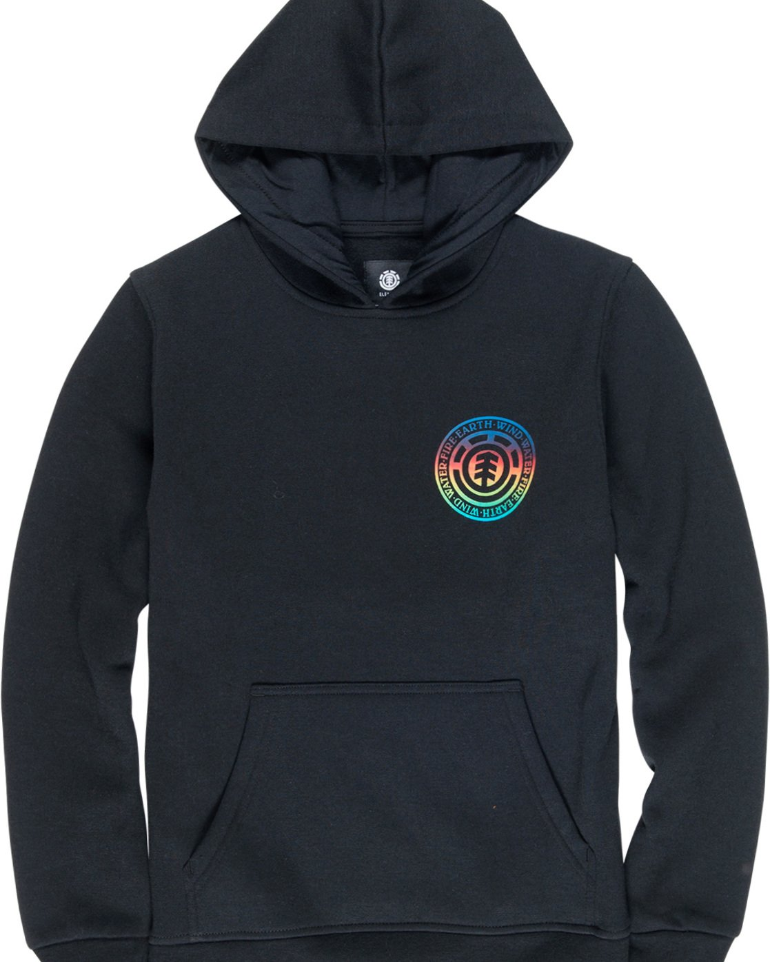 2 Seal Gradient Boy - Hoodie Black Q2HOA8ELF9 Element