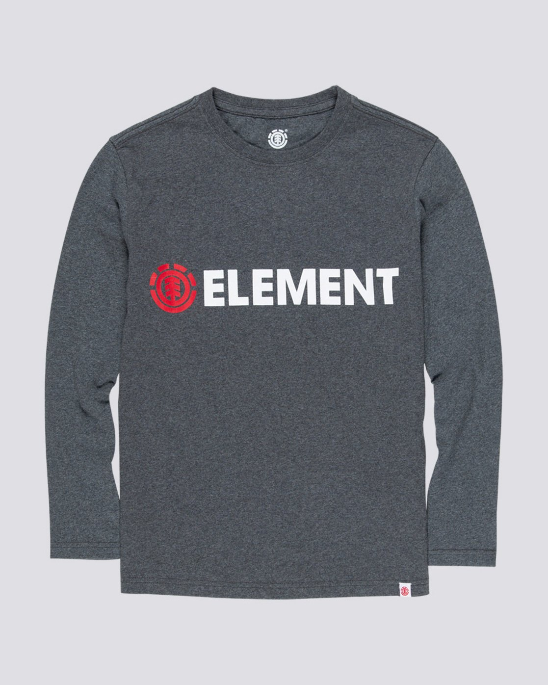 0 Blazin Boy - Long Sleeve T-Shirt Grey Q2LSA3ELF9 Element