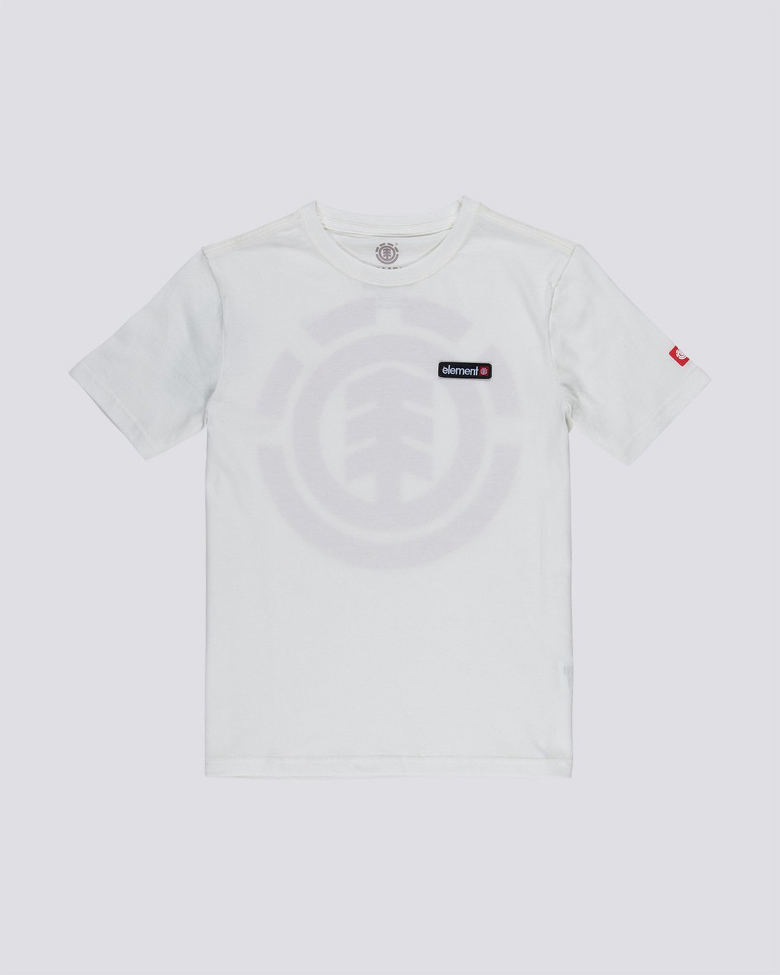 0 Primo Icon Boy - T-Shirt White Q2SSA1ELF9 Element