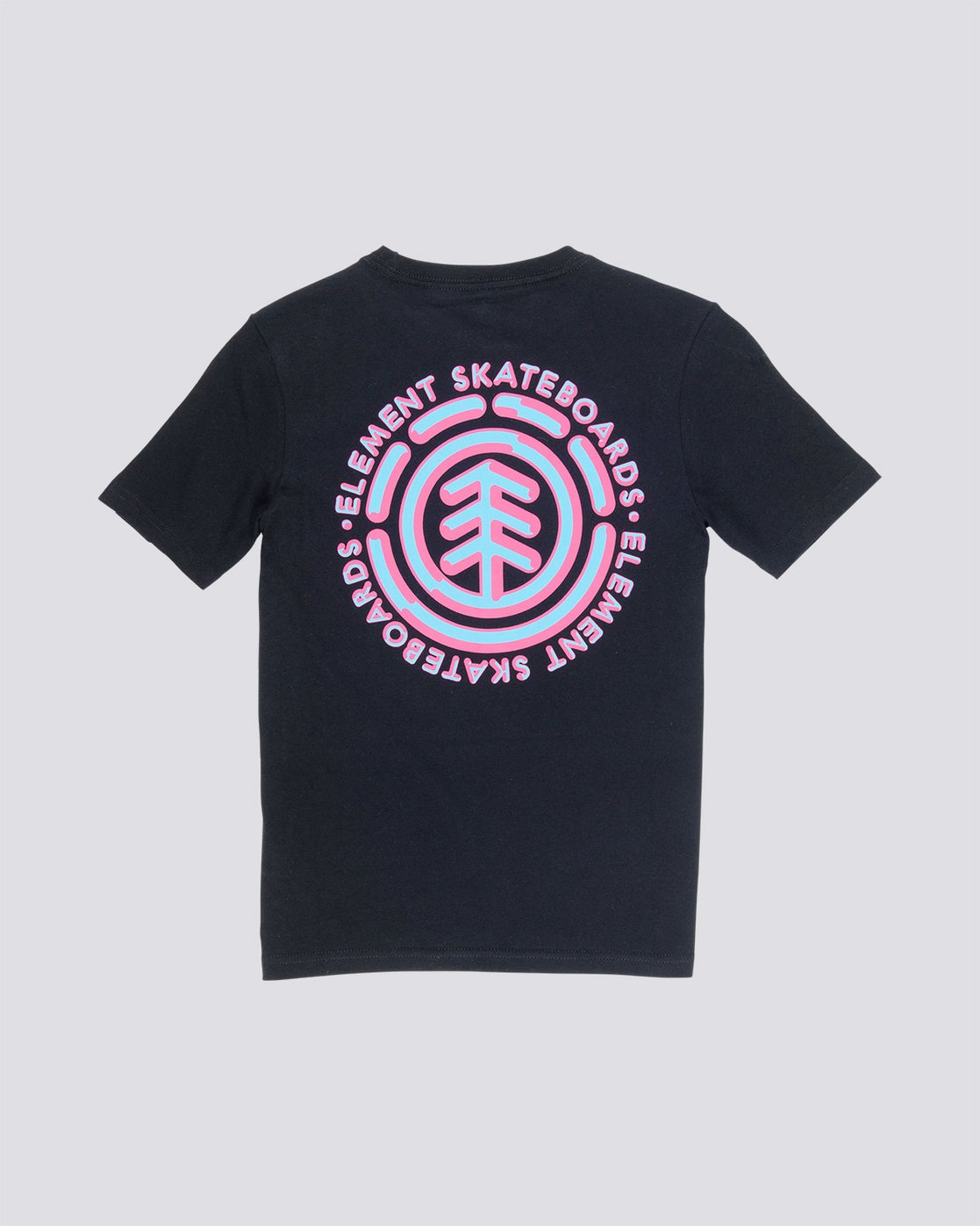 1 Chrome Boy - T-Shirt Black Q2SSB3ELF9 Element