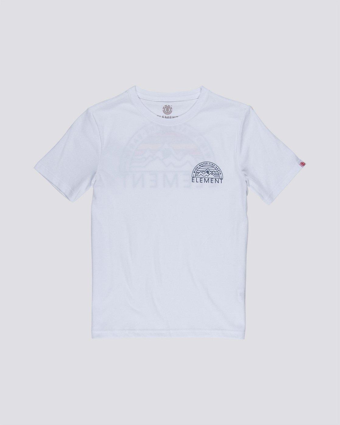 0 Odyssey Boy - T-Shirt White Q2SSB5ELF9 Element