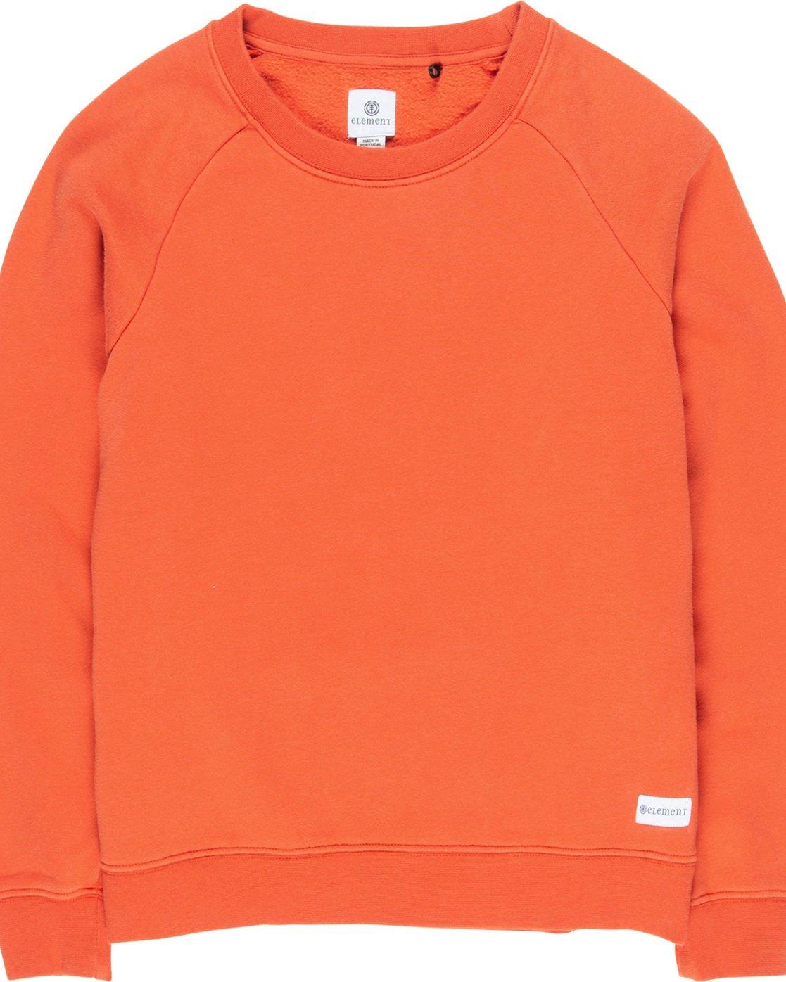 1 Neon Logic - Sweatshirt Orange Q3CRA3ELF9 Element