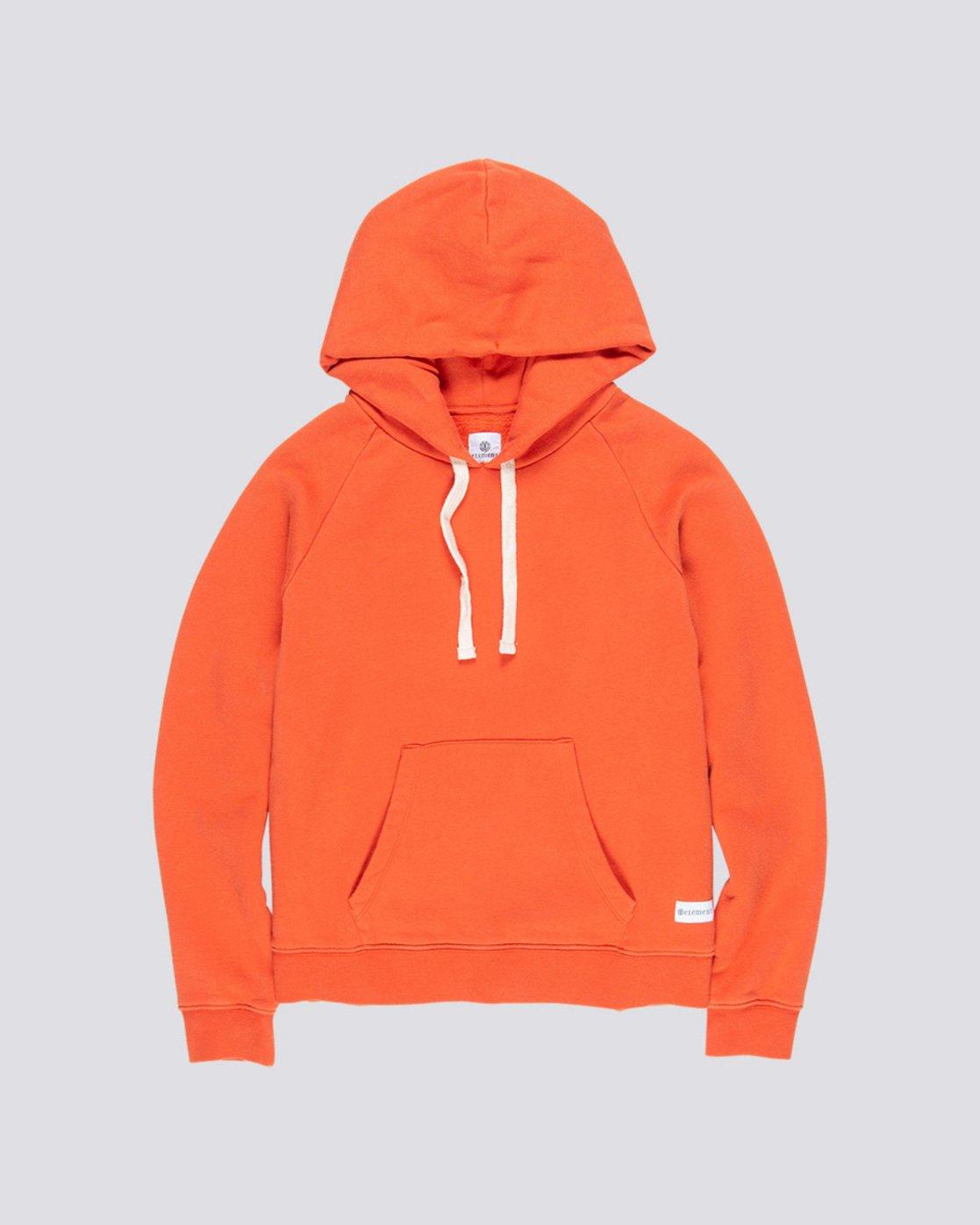 0 Neon Logic - Hoodie Orange Q3HOA3ELF9 Element