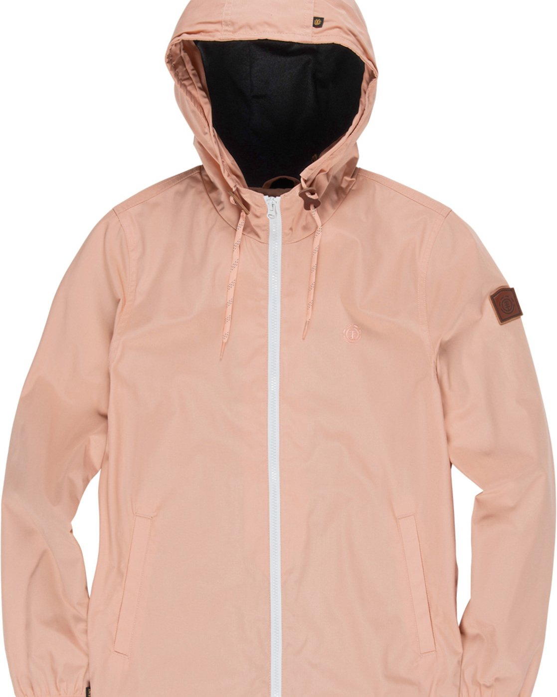1 Home Free - Hooded Jacket Pink Q3JKA1ELF9 Element