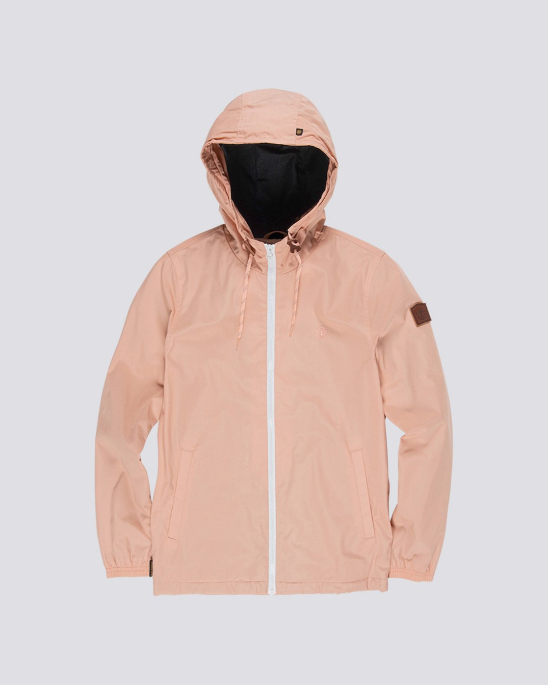 0 Home Free - Hooded Jacket Pink Q3JKA1ELF9 Element