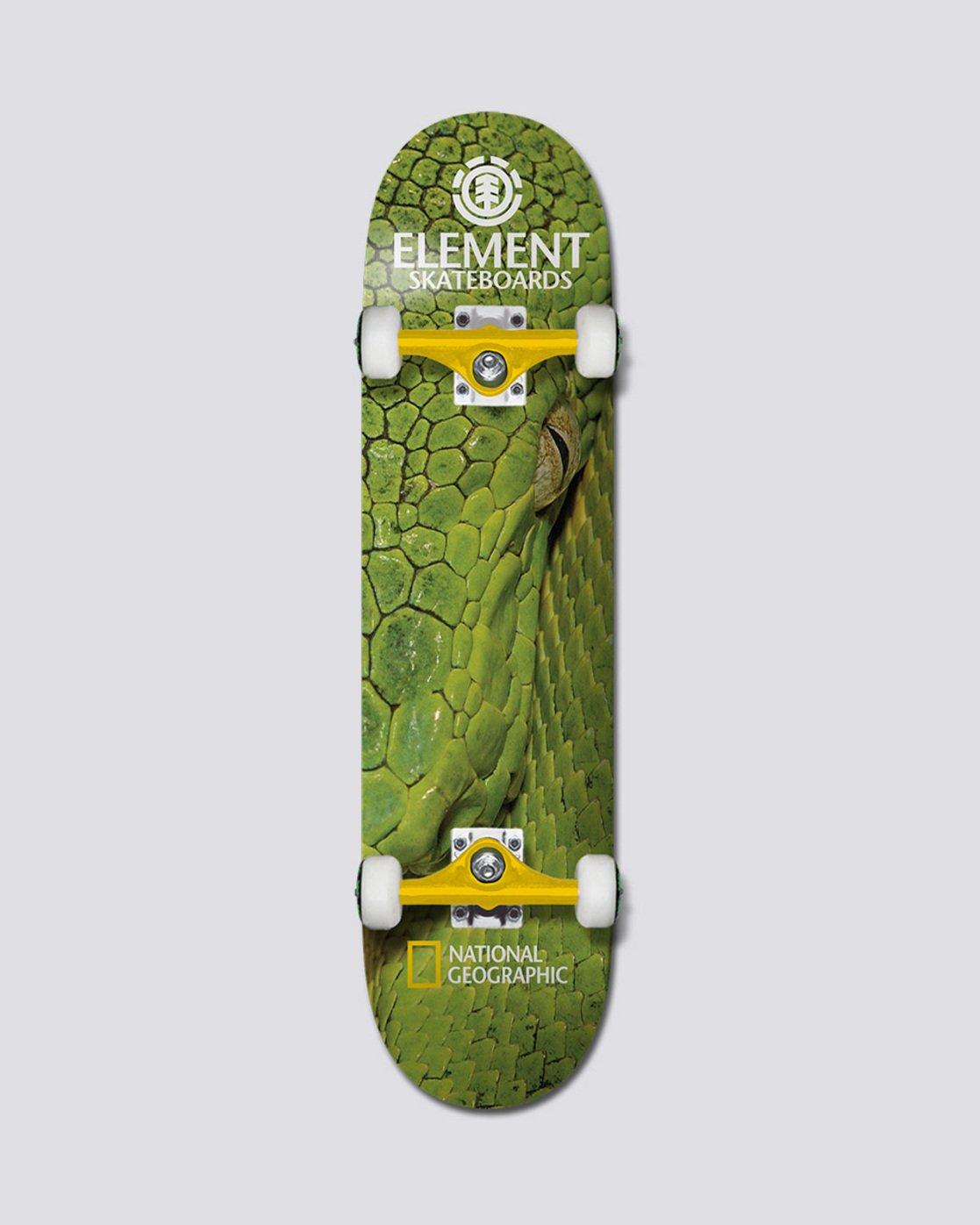 "0 Nat Geo Snake 8"" - Skateboard  Q4CPA2ELF9 Element"