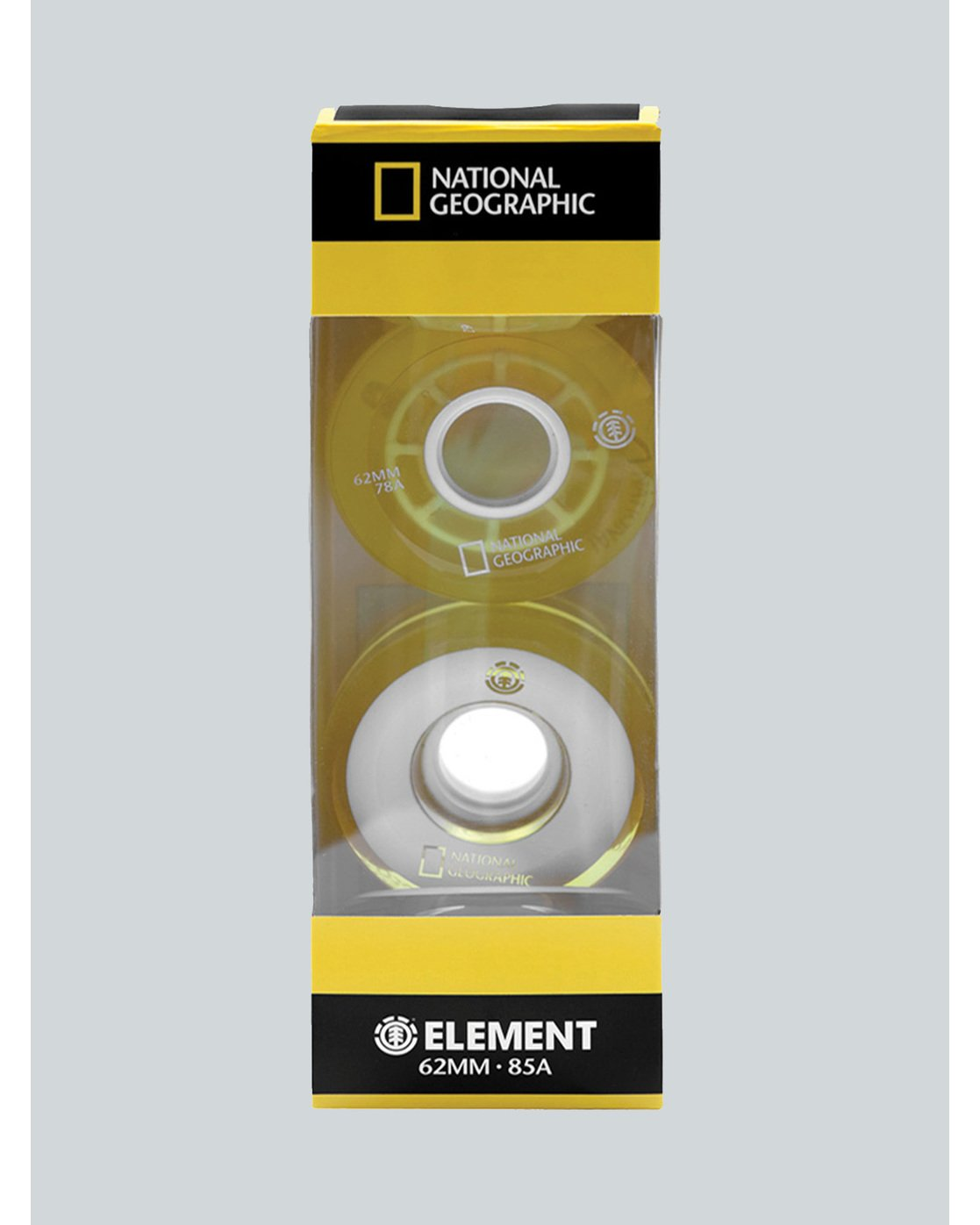 1 Nat Geo Filmer Wheel - 62mm Wheels  Q4WHA9ELF9 Element