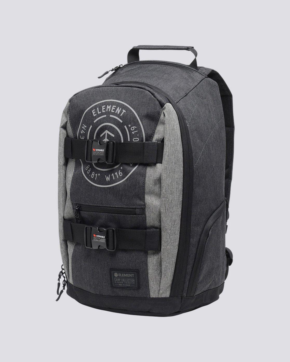 1 Mohave - Backpack Black Q5BPA3ELF9 Element