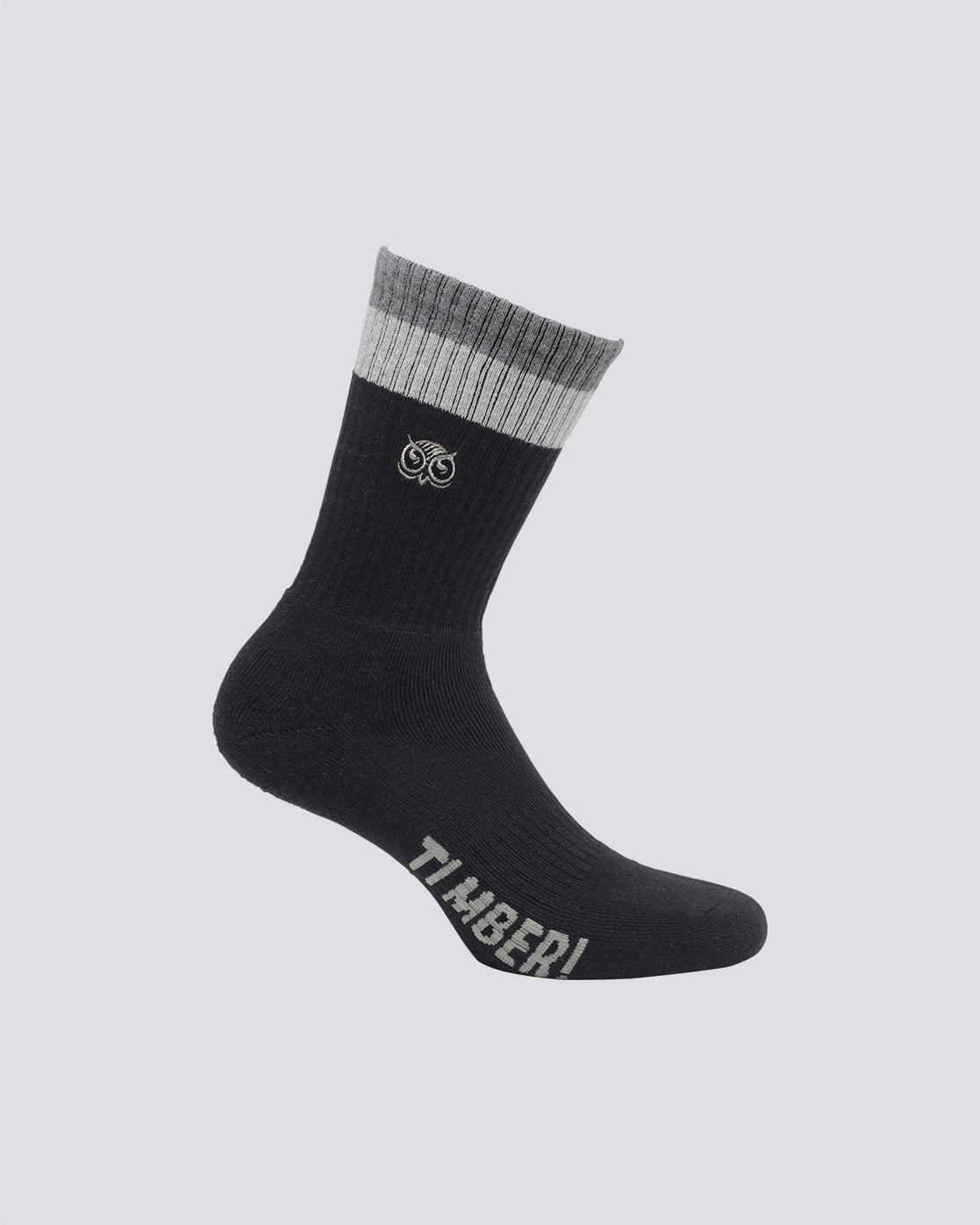 0 Timber - Socks Black Q5SOA2ELF9 Element