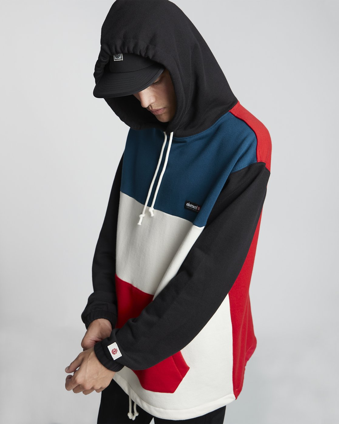 2 Primo Tokyo  Block - Sweatshirt for Men  S1FLB2ELP0 Element