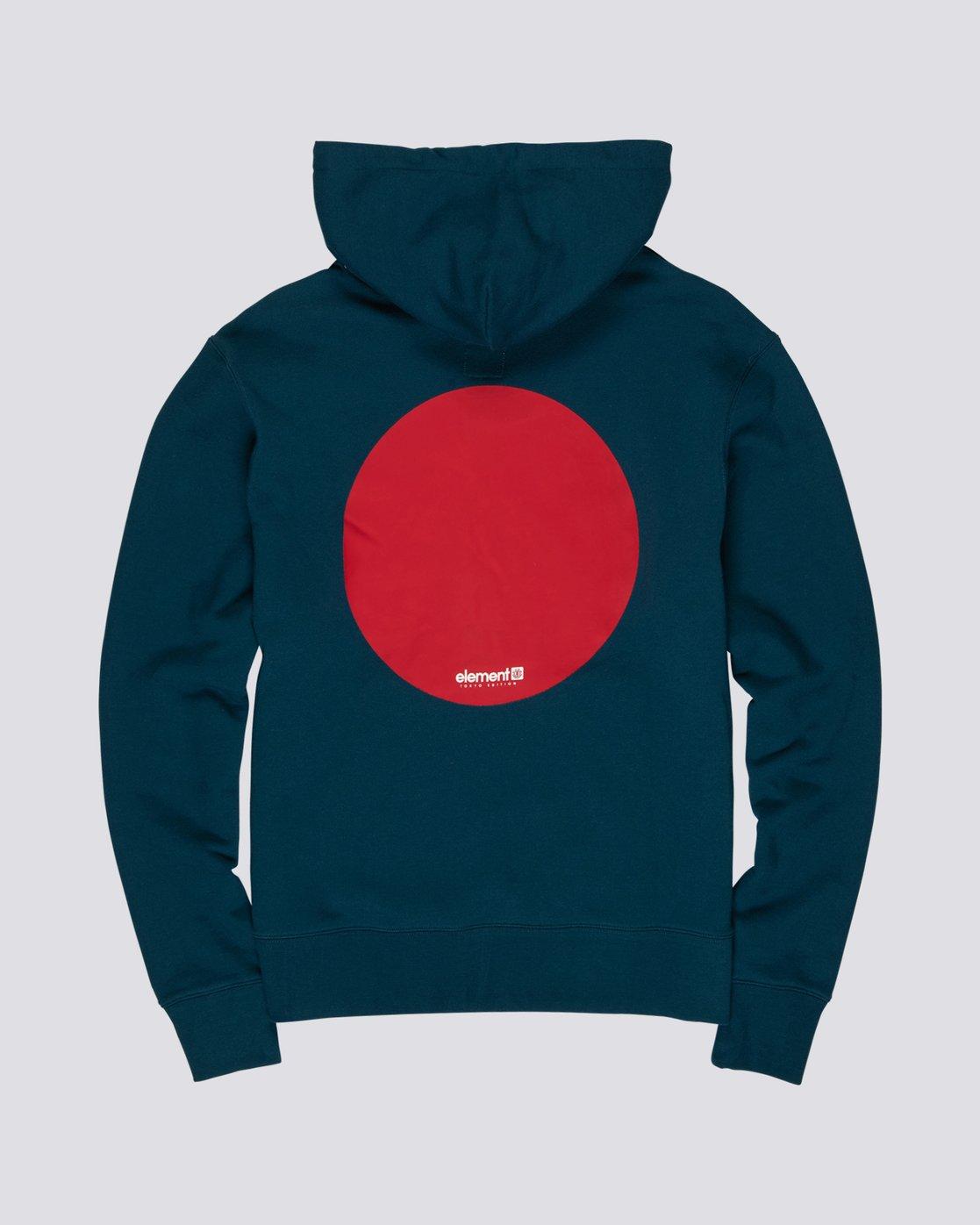 4 Primo Tokyo Dot - Sweatshirt pour Homme  S1HOA7ELP0 Element